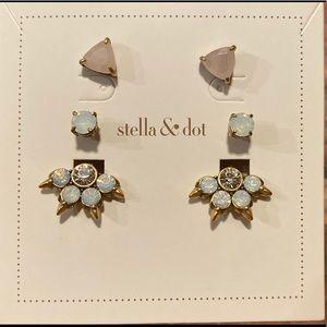 Stella & Dot Eva Ear Jacket